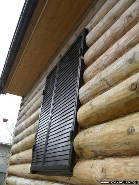 стальные двери дом сруб бревно